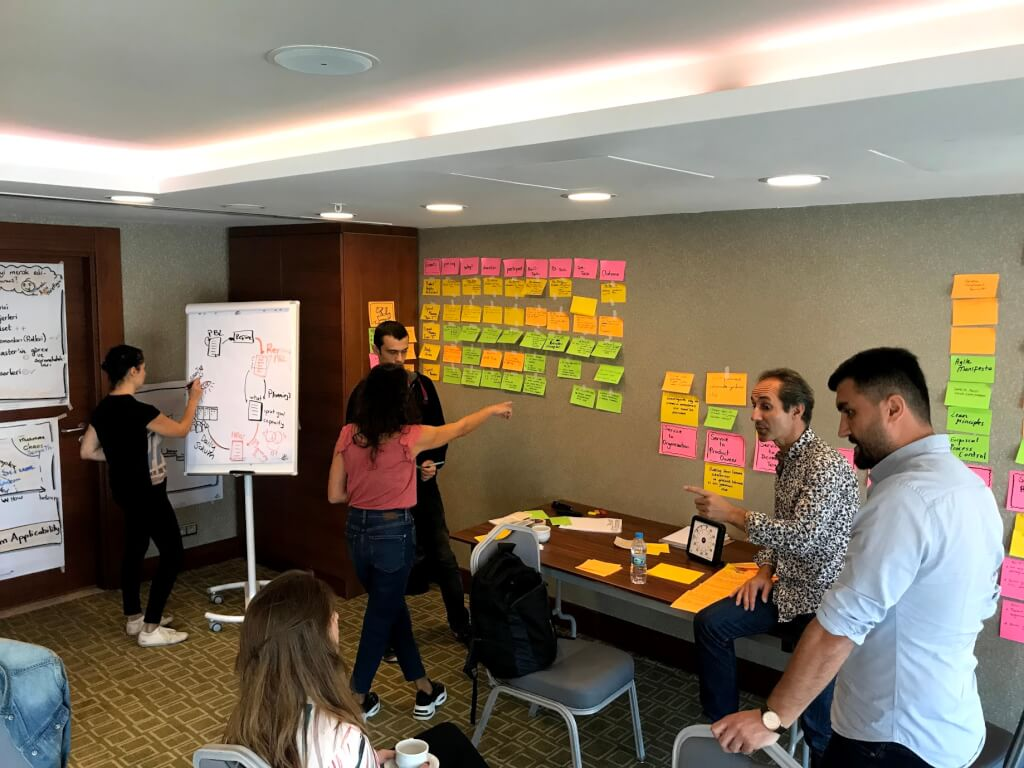 Certified Scrum Product Owner eğitimi